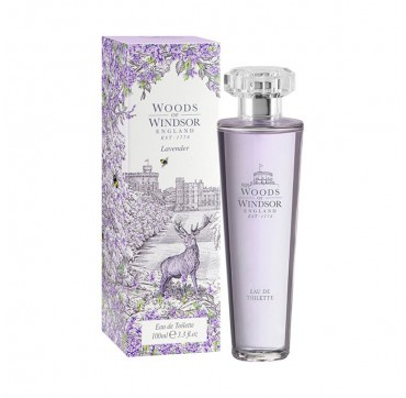 Woods Of Windsor Lavender Eau De Toilette100ml