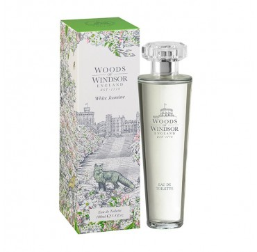 Woods Of Windsor White Jasmine Eau De Toilette 100ml