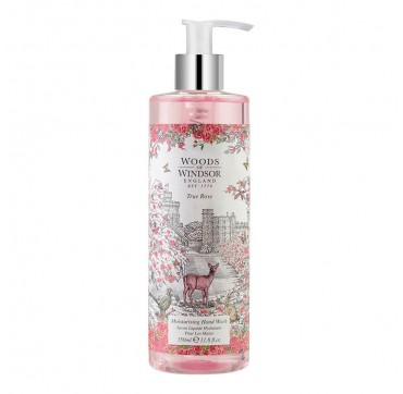 Woods Of Windsor True Rose Moisturising Hand Wash 350ml