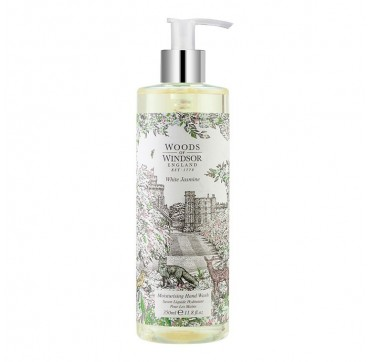 Woods Of Windsor White Jasmine Moisturising Hand Wash 350ml