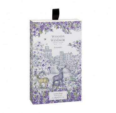 Woods Of Windsor Lavender Soap 3x60g