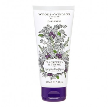 Woods Of Windsor Blackberry & Thyme Nourishing Hand Cream 100ml
