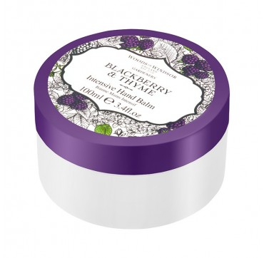 Woods Of Windsor Blackberry & Thyme Intensive Hand Balm 100ml