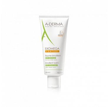 A-derma Exomega Control Emollient Balm Anti-scratching 200ml