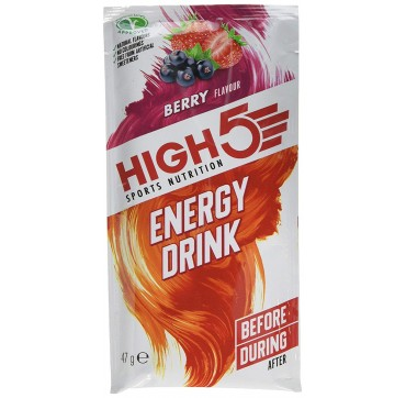 HIGH5 ENERGY DRINK BERRY FLAVOUR 47gr