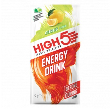 HIGH5 ENERGY DRINK CITRUS FLAVOUR 47gr