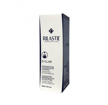 RILASTIL D-CLAR DEPIGMENTING CONCENTRATE IN DROPS 30ML