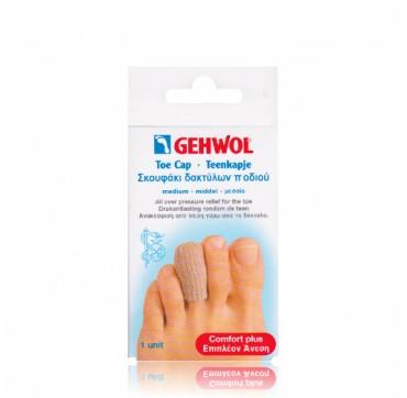Gehwol Toe Cap Medium Σκουφάκι Δάκτυλων Ποδιού 1tmx