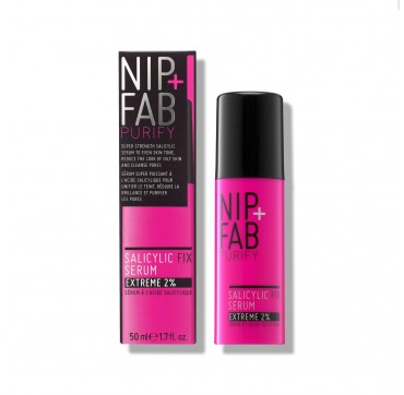 NIP+FAB PURIFY SALICYLIC FIX SERUM EXTREME 2% 30ML