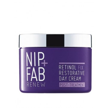 NIP+FAB RENEW RETINOL FIX RESTORATIVE DAY CREAM 50ML