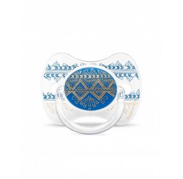 SUAVINEX PREMIUM ΠΙΠΙΛΑ ΣΙΛΙΚΟΝΗΣ +18m DEEP BLUE (304233) 1TMX