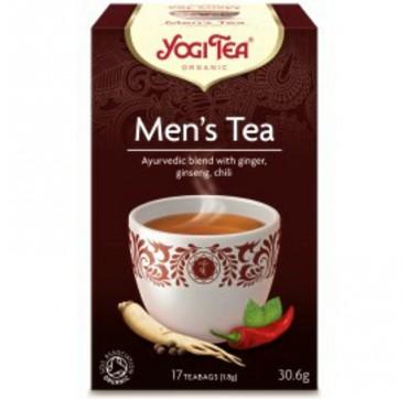 YOGI TEA MENS TEA 17 teabags