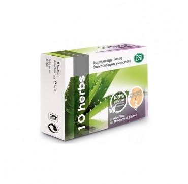 Esi 10 Herbs Colon Cleanse Συμπλήρωμα Διατροφής Για Δυσκοιλιότητα 30tabs