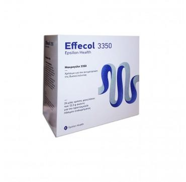 EPSILON HEALTH EFFECOL 3350 24 sachets