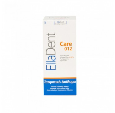 Elladent Care 012 Mouthwash 250ml
