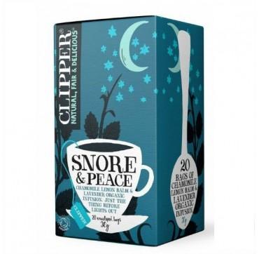 CLIPPER TEA Μείγμα Snore & Peace 20teabags