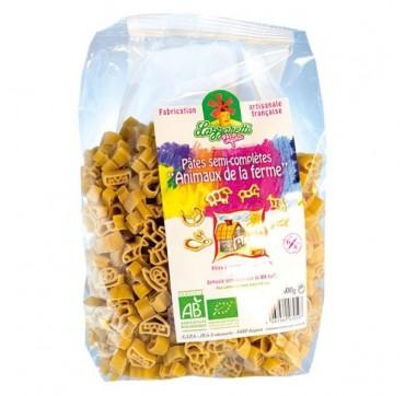 Lazzaretti Παιδικά Ζυμαρικά Bio 500g