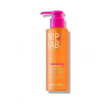 NIP+FAB ILLUMINATE VITAMIN C FIX CLEANSER 145ML