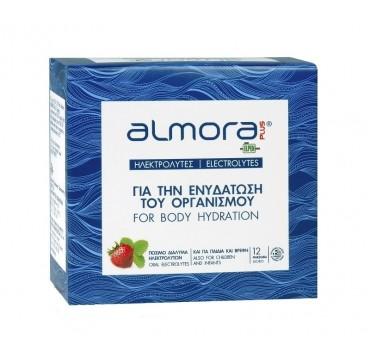 Almora Plus Ηλεκτρολύτες 12 Φακελάκια