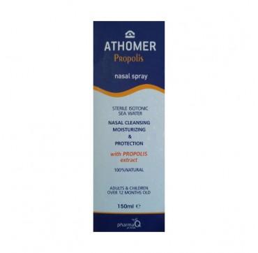 Athomer Propolis Ρινικό Spray Ισότονο Θαλασσινό Νερό 150ml