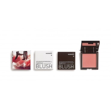 KORRES BLUSH NO:18 PEACH 6gr