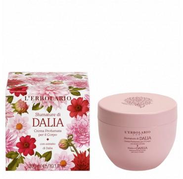 L' Erbolario Dalia Body Cream 300ml