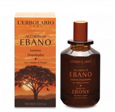 L'ERBOLARIO EBANO AFTERSHAVE LOTION 100ML