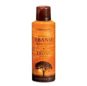 L'erbolario Ebano Shaving Foam 200ml