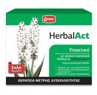 Lanes Herbal Act Υπακτικό 14 Φακελάκια