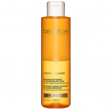 Decleor Aroma Cleanse Bi-phase Caring Cleanser & Make-up Remover 200ml