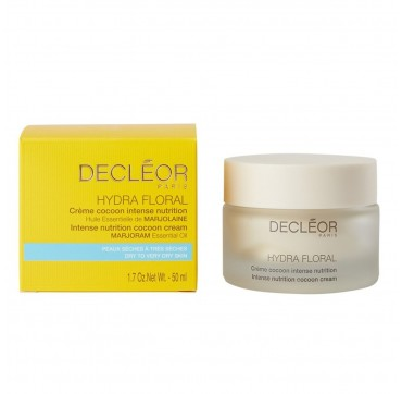 DECLEOR HYDRA FLORAL INTENSE NUTRITION COCOON CREAM 50ML