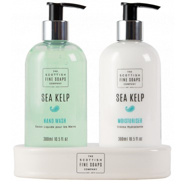 THE SCOTTISH FINE SOAPS Sea Kelp Hand Care Set 2x300ml
