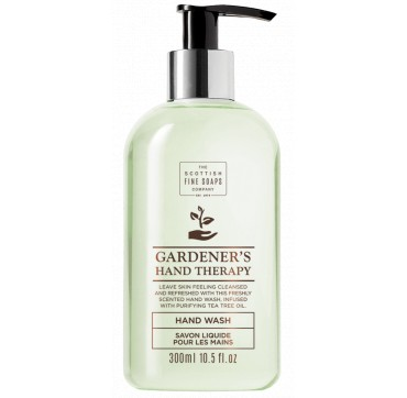 THE SCOTTISH FINE SOAPS Gardener's Therapy Hand Wash 300ml