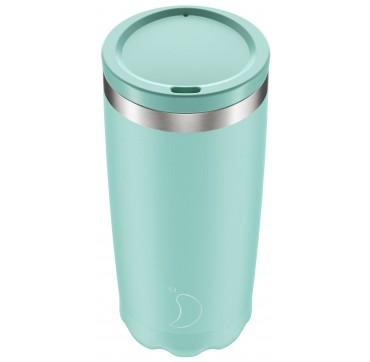 CHILLY'S COFFEE CUP PASTEL GREEN 500ML