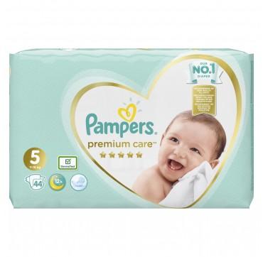 PAMPERS PREMIUM CARE JUMBO BOX No5 (11-16kg) 44TMX
