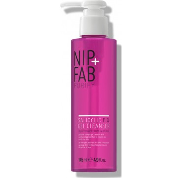 Nip+Fab Salicylic Fix Gel Cleanser 145ml