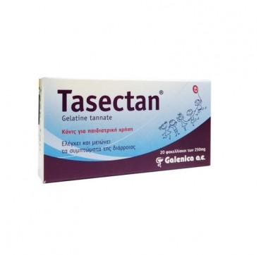 Galenica Tasectan 250mg 20 Φακελάκια