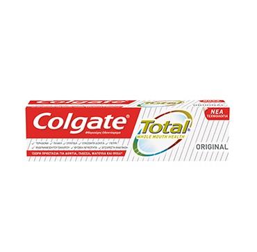 Colgate Total Original Οδοντόκρεμα (νέα Σύσταση) 75ml