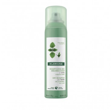 KLORANE SHAMPOOING SEC A L' ORTIE (BROWN TO DARK HAIR) 150ml