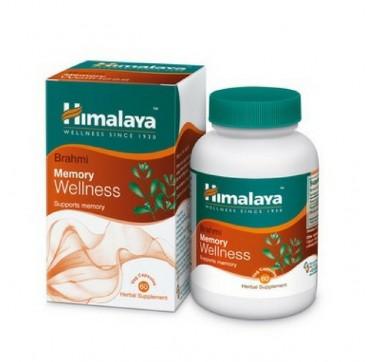HIMALAYA BACOPA MEMORY WELLNESS 60VEG CAPS