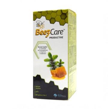 Ils Pharma Beezcare Productive Φυτικό Σιρόπι Για Παραγωγικό Βήχα Και Λαιμό 140ml