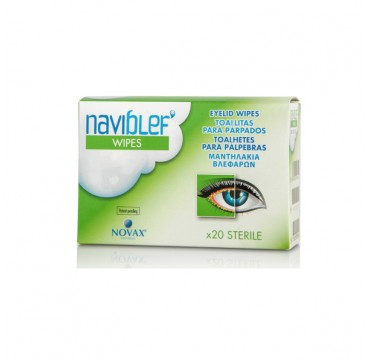 NOVAX NAVIBLEF WIPES 20TMX