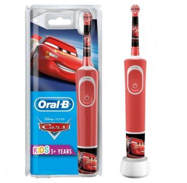 Oral-b Cars Kids 3+ Παιδική Ηλεκτρική Οδοντόβουρτσα 1tmx