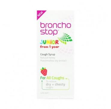 Broncho Junior Παιδικό Σιρόπι Για Παιδιά 1+ Ετών 200ml