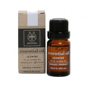 Apivita Essential Oil Γιασεμί (10% Jojoba Oil) 10ml