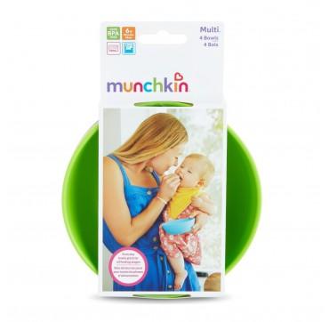 MUNCHKIN MULTI 4 BOWLS 4ΤΜΧ (51760) 6m+