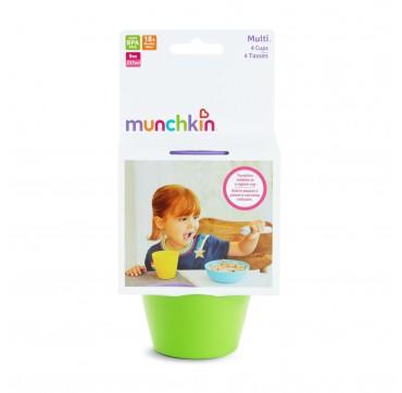 MUNCHKIN MULTI 4 CUPS 4ΤΜΧ (51762) 18m+