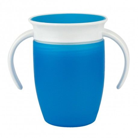 MUNCHKIN MIRACLE 360 TRAINER CUP BLUE 6m+ 207ML