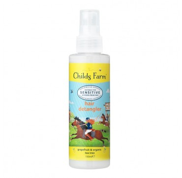 Childs Farm Hair Detangler Organic Grapefruit & Tea Tree Σπρέι Ξεμπερδέματος Μαλλιών (for Newborn & Upwards) 150ml