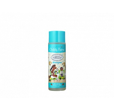 CHILDS FARM SHAMPOO STRAWBERRY & ORGANIC MINT (FOR NEWBORN & UPWARDS) ΠΑΙΔΙΚΟ ΣΑΜΠΟΥΑΝ 250ML